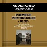 Surrender (Key-F-Premiere Performance Plus w/o Background Vocals) [Music Download]