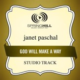 God Will Make A Way (High Key-Studio Track w/o Background Vocals) [Music Download]