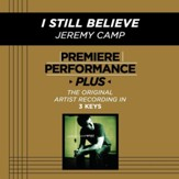 I Still Believe (Medium Key-Premiere Performance Plus) [Music Download]