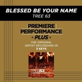 Blessed Be Your Name (Medium Key-Premiere Performance Plus w/ Background Vocals) [Music Download]