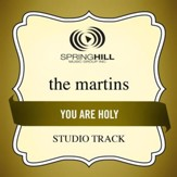 You Are Holy (Studio Track w/ Background Vocals) [Music Download]