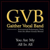 You Are My All In All (Original Key Performance Track Without Backgrounds Vocals) [Music Download]