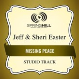The Missing Peace (Low Key Performance Track Without Background Vocals) [Music Download]