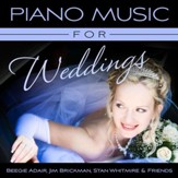 Piano Music For Weddings [Music Download]