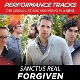Forgiven (Medium Key Performance Track With Background Vocals) [Music Download]