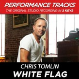 White Flag (High Key Performance Track Without Background Vocals) [Music Download]