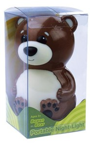 Bowen the Bear Portable Nightlight