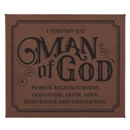 Man of God Wall Plaque