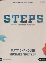 Steps Member Book: Gospel-Centered Recovery