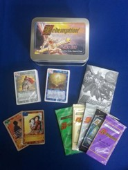 Redemption Gift Set: Starter Decks and Booster Packs for Redemption Trading Card GameBible Edition