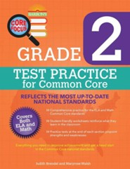 Grade 2, Test Practice for Common Core