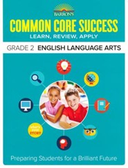 Barron's Common Core Success: English Language Arts, Grade 2