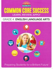 Barron's Common Core Success: English Language Arts, Grade 5