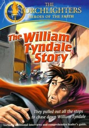 The Torchlighters Series: The William Tyndale Story, DVD