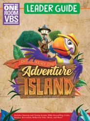 Discovery on Adventure Island: One Room VBS Leader Guide
