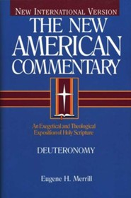 Deuteronomy: New American Commentary [NAC]
