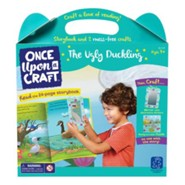 The Ugly Duckling Book and Craft Set