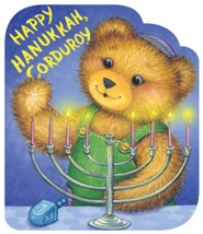 Happy Hanukkah, Corduroy  -     By: Don Freeman     Illustrated By: Lisa McCue