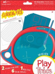 Boogie Board Play & Trace Activity Pack, Learning Pack