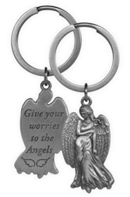 Give Your Worries to the Angels, Angel Keyring
