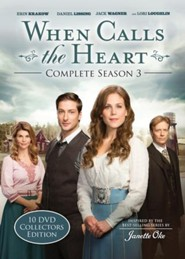 When Calls the Heart: The Complete Third Season, 10-DVD Set