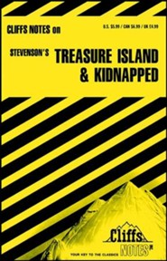 CliffsNotes on Stevenson's Treasure Island & Kidnapped