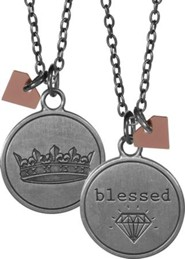 Blessed, Charm Pendant