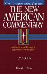 1, 2, & 3 John: New American Commentary [NAC]