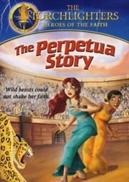 The Torchlighters Series: The Perpetua Story, DVD