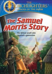 The Torchlighters Series: The Samuel Morris Story, DVD