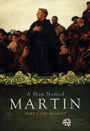 The Moment, Part 2: A Man Named Martin--DVD