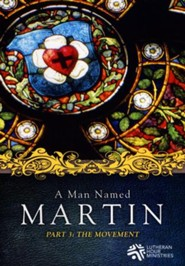The Movement, Part 3: A Man Named Martin, DVD