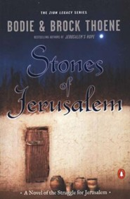 Stones of Jerusalem, The Zion Legacy Series #5