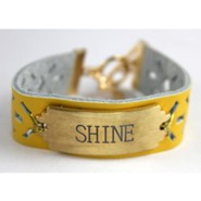 Shine Bracelet, with Cross