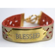 Blessed Bracelet, with Cross