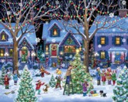 Christmas Cheer, 1000 Piece Jigsaw Puzzle