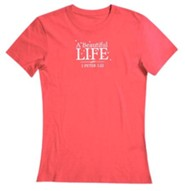 A Beautiful Life T-shirt: Adult M