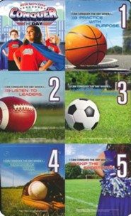 MEGA Sports Camp: Theme Keepers (pkg of 5)