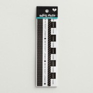 Black & White Washi Stickers