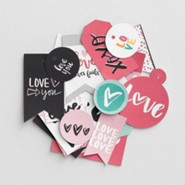 You Are Loved, Gift Tags