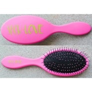 Show Love Hairbrush, Pink