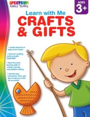 Spectrum Early Years Learn with Me Crafts & Gifts