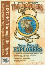 Time Travelers History Study: New World Explorers