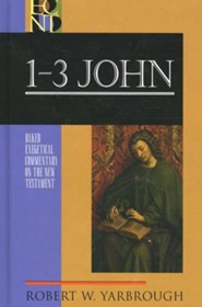 1-3 John: Baker Exegetical Commentary on the New Testament [BECNT]