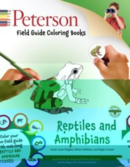 Peterson Field Guide Coloring Book: Reptiles and Amphibians