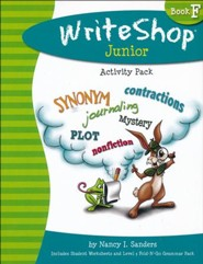 WriteShop Junior Activity Pack F