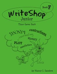 WriteShop Junior Time-Saver Pack F