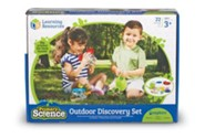 Outdoor Discovery Set, 22 Pieces
