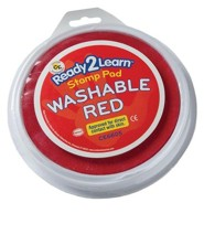 Roar: Red Large Washable Ink Stamp Pad