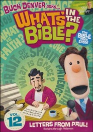 What's in the Bible? #12: Letters from Paul! DVD